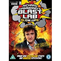 Richard Hammond Blast Lab Blow Ups
