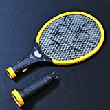Viola Mosquito Racket/Mosquito Killer Bat with Detachable Torch (Color May Vary)