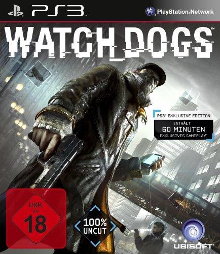 Watch Dogs (Bonus Edition) - [PlayStation 3] -