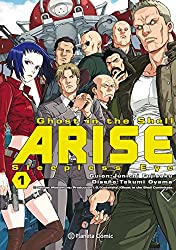 Ghost in the shell arise a (Manga Seinen, Band 223)