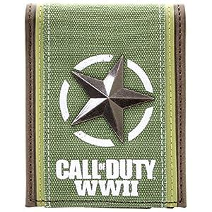 Call of Duty – Freedom Silberner Stern Portemonnaie / Geldbörse