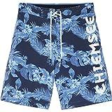 Chiemsee Herren Knielang Badeshorts, D1002 Beachbreak Blue, XL