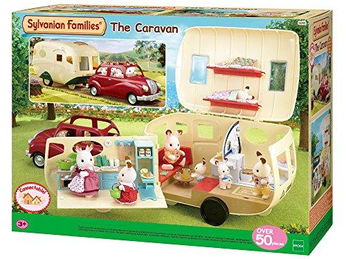 Sylvanian Families 5045 Wohnwagen, Puppenauto