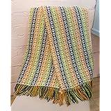 NEU Tweedmill Multi farbige Warm cobweave Wolle Decke