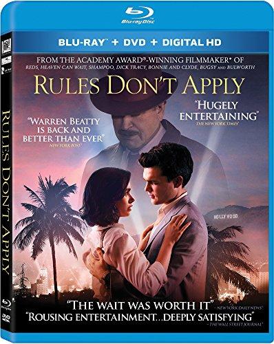 Rules Don'T Apply [Edizione: Stati Uniti] [Italia] [Blu-ray]