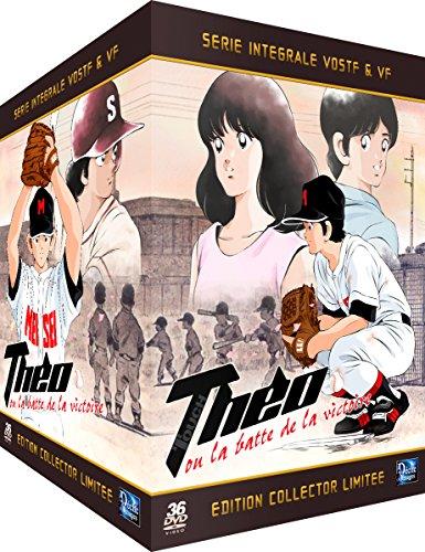 Théo ou la Batte de la Victoire (Touch) - Intégrale - Edition Collector Limitée (36 DVD + Livrets)
