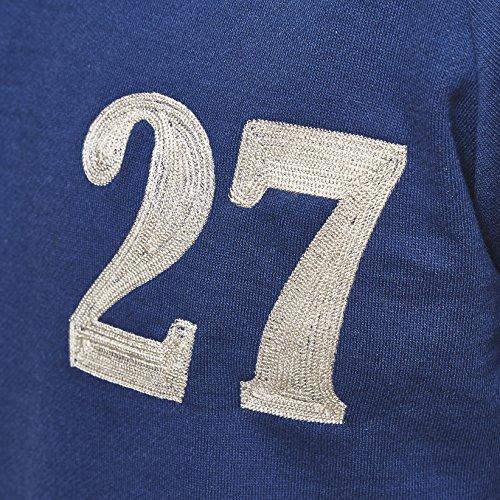 SUIT Herren Sweatshirt Blau (Indigo Blue 2399)