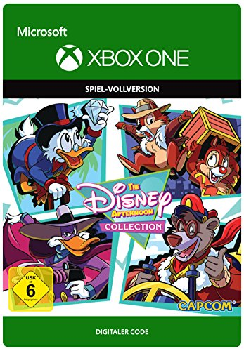 Disney Afternoon Collection [Xbox 360 - Download Code]