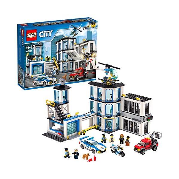 LEGO- City Stazione di Polizia, 60141 1 spesavip
