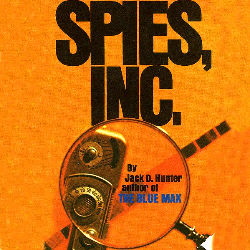 Spies, Inc.  Audiolibri