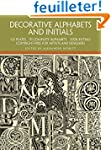 Decorative Alphabets and Initials
