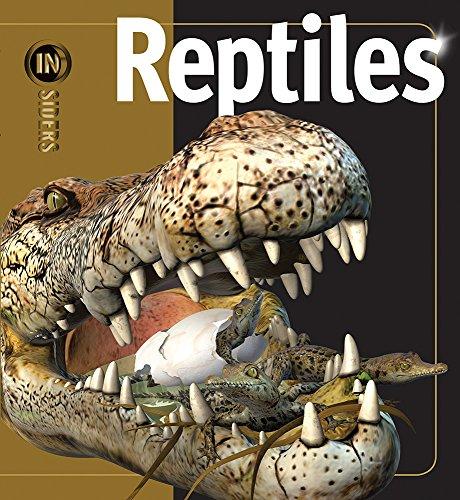 Insiders Reptiles/Insiders Reptiles por Mark Hutchinson