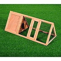 Pawhut – Gabbia per Conigli e Animali