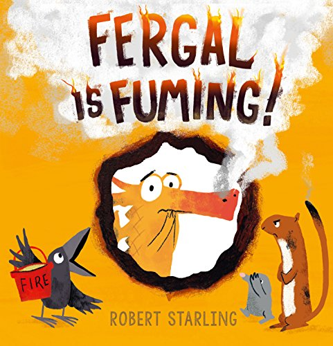 Fergal is Fuming! por Robert Starling