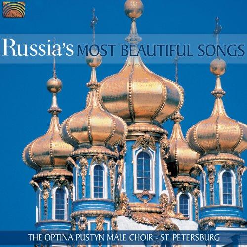 St. Petersburg Optina Pustyn Male Choir: Russia's Most Beautiful Songs