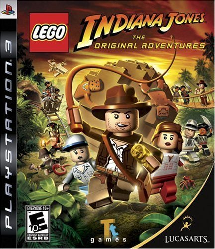 Lego Indiana Jones the Original Adventures - Lego Indiana Xbox Jones