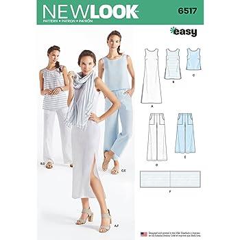 McCalls Patterns M60 Womens Tops Dresses Shorts And Capri Pants Beauteous Mccalls Patterns