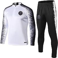 zhaojiexiaodian Uniformi da calcio a maniche lunghe Primavera Autunno Maglie sportive per adulti Divise da allenamento…