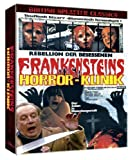 DVD Cover 'Frankensteins Horror-Klinik (British Splatter Classics) [2 DVDs]
