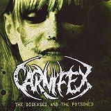 Carnifex: Diseased & the Poisoned [Vinyl LP] (Vinyl)