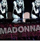 Madonna: Sticky & Sweet Tour (Audio CD)