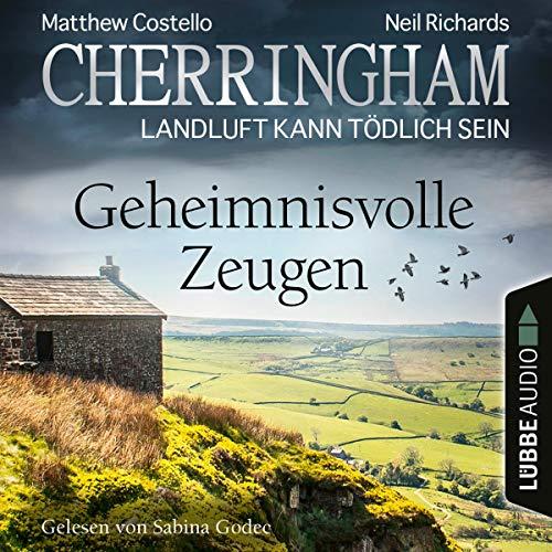 Buchseite und Rezensionen zu 'Geheimnisvolle Zeugen: Cherringham - Landluft kann tödlich sein 33' von Matthew Costello