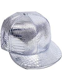 Belsen Damen Winter Vintage Serpentin Baseball Cap Leder Trucker Hat