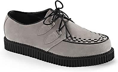 Demonia Creeper-602s, Men's Platform Shoes