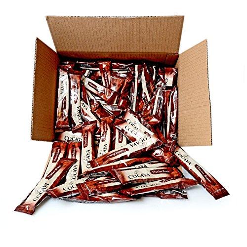 Schokoladen-liebhaber-serie (Darboven Cocaya Premium Brown 100 x 35g Portionssticks Kakao Trinkschokolade)