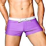 Imax-cite Sexy Men's Boys Beach Hotspring Surfing Swimming Trunks Pants Swimwear Shorts