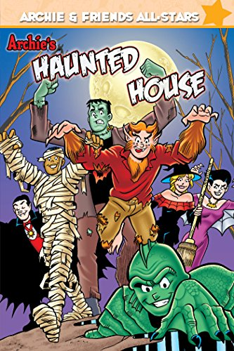 Archie & Friends All Stars Volume 5: Archie's Haunted House (Archie & Friends All Stars 5) por Fernando Ruiz