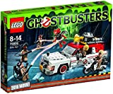 LEGO 75828 Ghostbusters Ecto-1 and Two Building Set