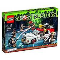 LEGO 75828 Ghostbusters Ecto-1 & 2 Building Set