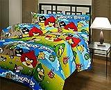 Plush Home Angry Bird Ac Blanket (Materi...