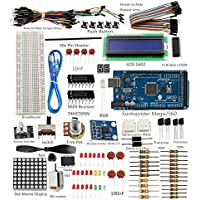 SunFounder Project Super Starter Kit with Tutorial Book for Arduino