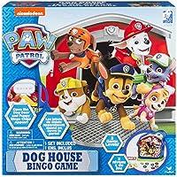 PAW PATROL 6038341 Hund Haus Bingo Spiel