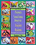 Phonics and Structural Analysis for the Teacher of Reading: Programmed for Self-Instruction (10th Edition) by Barbara J. Fox (2009-03-05)