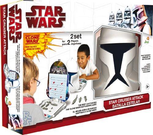 Imagen 3 de IMC TOYS 646984 - Star Wars Juego Batalla Estelar