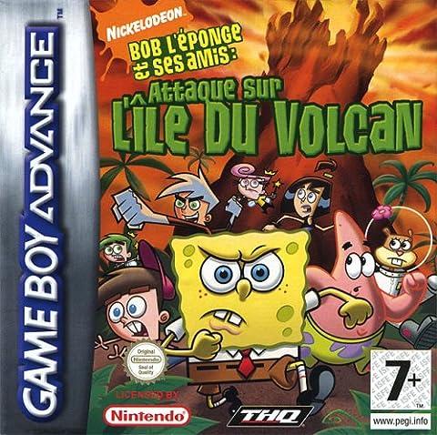 Bob l'éponge : Battle for volcano island