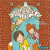 Die Schule der magischen Tiere (Die Schule der magischen Tiere 1): 2 CDs
