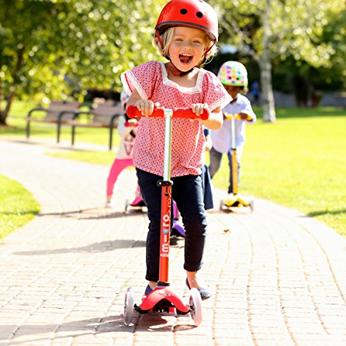 Micro MMD007Deluxe Mini Micro Scooter (Red) Best Price and Cheapest