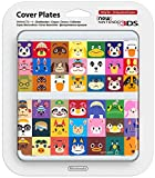 New Nintendo 3DS Zierblende 027 (Animal Crossing-Gesichter)