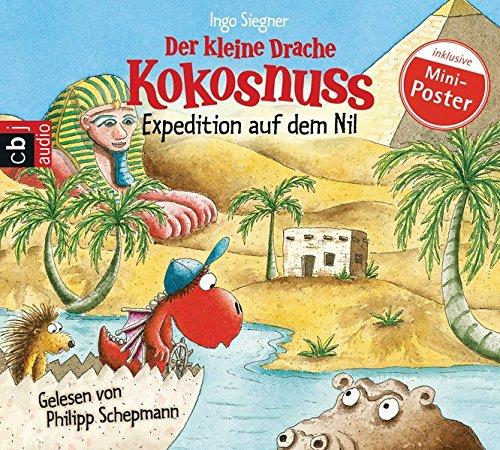kosnuss - Expedition auf dem Nil (Die Abenteuer des kleinen Drachen Kokosnuss, Band 23) ()