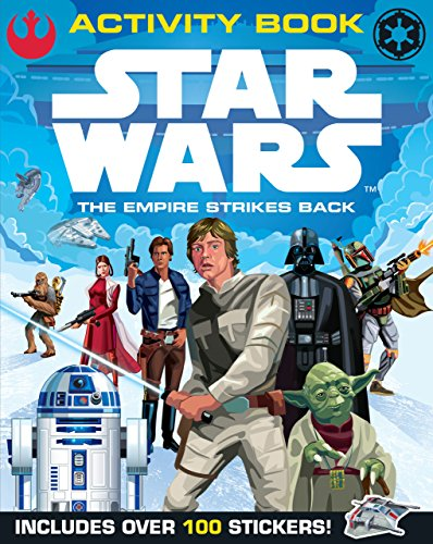 Star Wars: The Empire Strikes Back: Activity Book (Star Wars Activity)