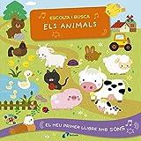 Escolta i busca els animals (Catalá - A Partir De 0 Anys - Projecte De 0 A 3 Anys - Llibres Sensorials)