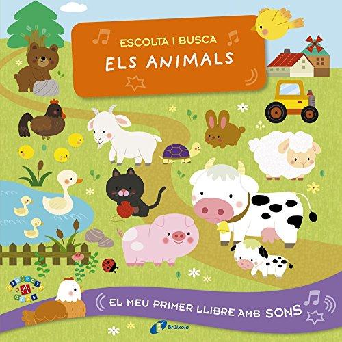 Prem els botons, escolta el so dels animalets i busca'ls a cada pàgina! Una proposta de joc interactiu per estimular l 'aprenentatge primerenc de l'infant, que aprendrà a recononèixer els sons i associar-los amb una imatge.