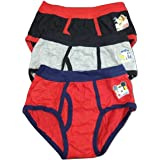 BODYCARE Pure Cotton Multi-Coloured Trunk for Boys & Kids (307-Pack of 3)