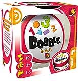 Asmodee 002964Educational Game-Dobble 1/2/3, Multi-Color