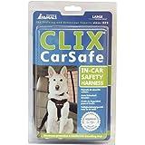 The Company of Animals Clix Carsafe i bilen säkerhetssele för hundar, stor