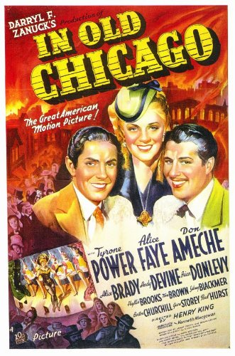 In Old Chicago Plakat Movie Poster (11 x 17 Inches - 28cm x 44cm) (1938)